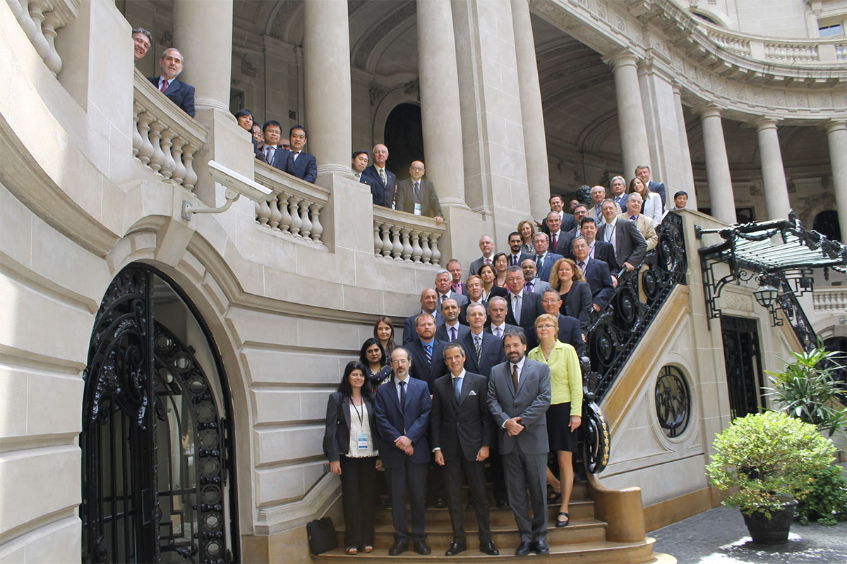 Reunión Informal de Reguladores Nucleares sobre la Declaración de Viena sobre Seguridad Nuclear