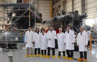Se realizaron con éxito las Pruebas Hidráulicas de los Generadores de Vapor para la Central Nuclear Embalse