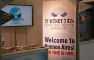 Bs. As. será sede de la XXI Conferencia Mundial de Ensayos No Destructivos