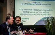 Encuentro nuclear entre Rusia y Argentina