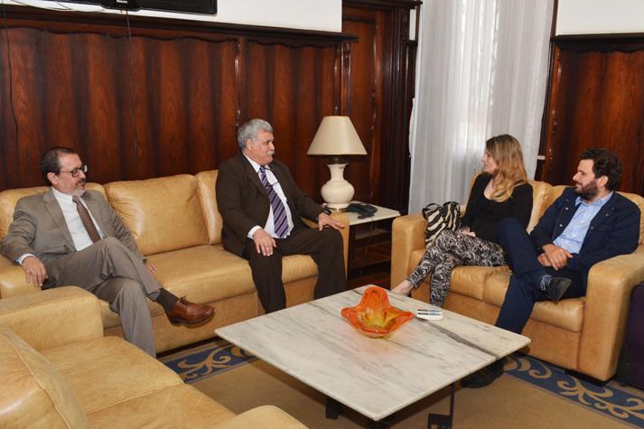 Representantes de la ARN visitaron la Comisión Nacional de Energía Nuclear de Brasil