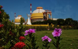 Kudankulam: tecnología nuclear para el futuro