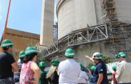 Medio millón de personas visitaron el Complejo Nuclear Atucha y Embalse