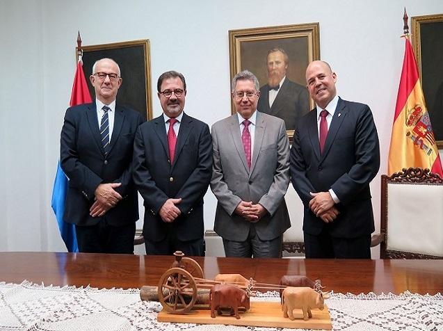 Memorando de colaboración entre el CSN de España y la ARRN de Paraguay