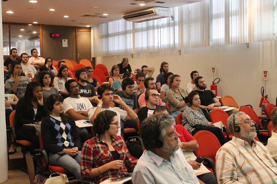 Conferencias latinoamericanas de Rosatom: destino Brasil