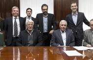 Argentina: Contrato con Techint para el edificio del CAREM