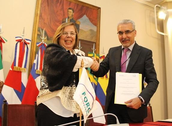 Seguridad: el FORO y el OIEA actualizan su marco de cooperación