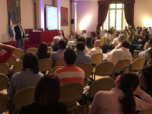 El CEDYAT en la Reunión Anual de la AATN de Argentina