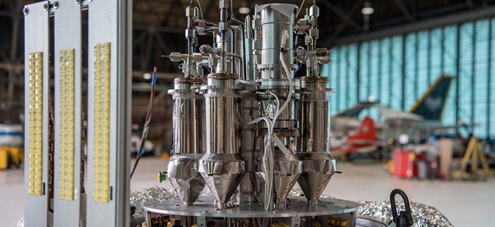 La NASA se hace nuclear con un 'reactor marciano'
