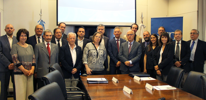 Argentina recibe una misión internacional para evaluar la enseñanza en protección radiológica