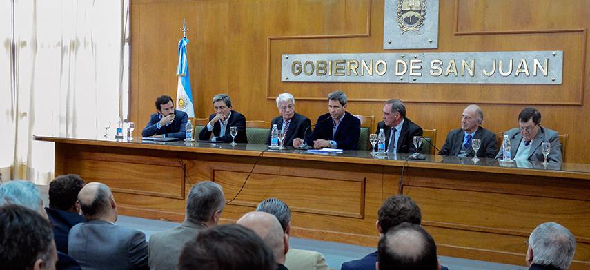 Convenio para la instalación del servicio PET-CT en San Juan, Argentina