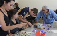Capacitaciones gratuitas para docentes brindadas por el Centro Atómico Bariloche, Argentina