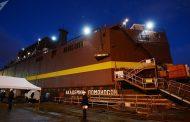 Rusia anuncia cuándo empezarán a operar los reactores de la primera central nuclear flotante