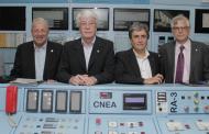 CNEA celebró el 50° aniversario del CAE y el RA-3