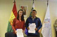 Acuerdo nuclear en Bolivia