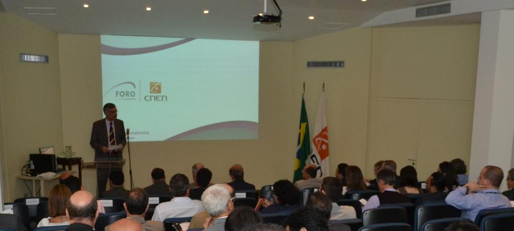 Brasil: CNEN realiza primera Jornada de Divulgación del Foro