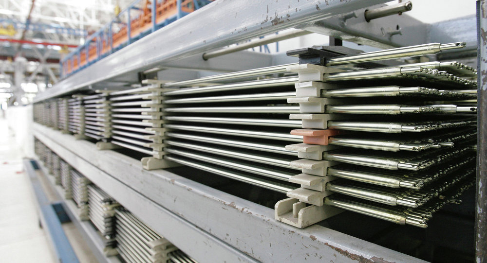 Proveedor de combustible nuclear ruso TVEL eleva su cartera de pedidos a más de $10.000 millones