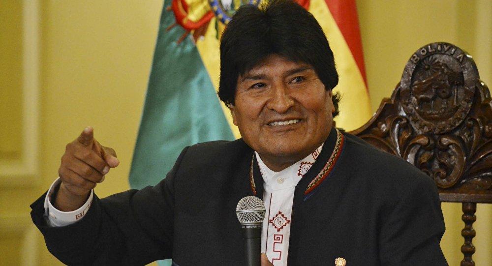Evo Morales busca fortalecer sus vínculos con Cuba, Rusia y China