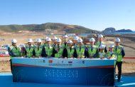 Rosatom vierte el primer hormigonado en la central nuclear de Akkuyu en Turquía