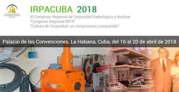 Cuba se prepara para el IRPA 2018