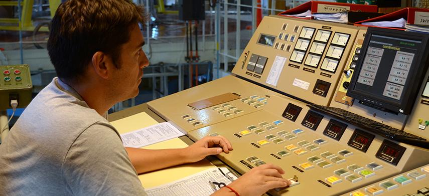 El reactor escuela que forma profesionales desde hace 35 años