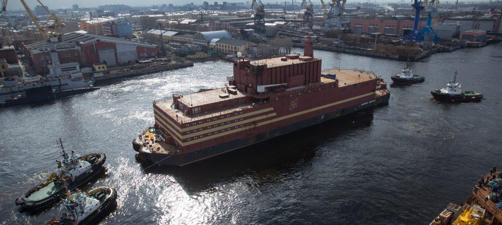La ONG ambiental Bellona elogió la transparencia de Rosatom en su proyecto de central nuclear flotante