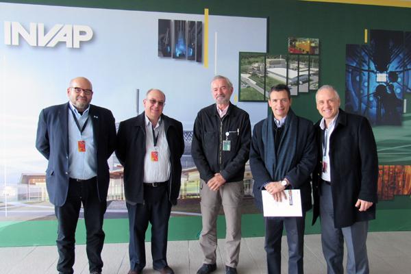 INVAP Ingeniería y AESA firman acuerdo de colaboración para el desarrollo de tecnología