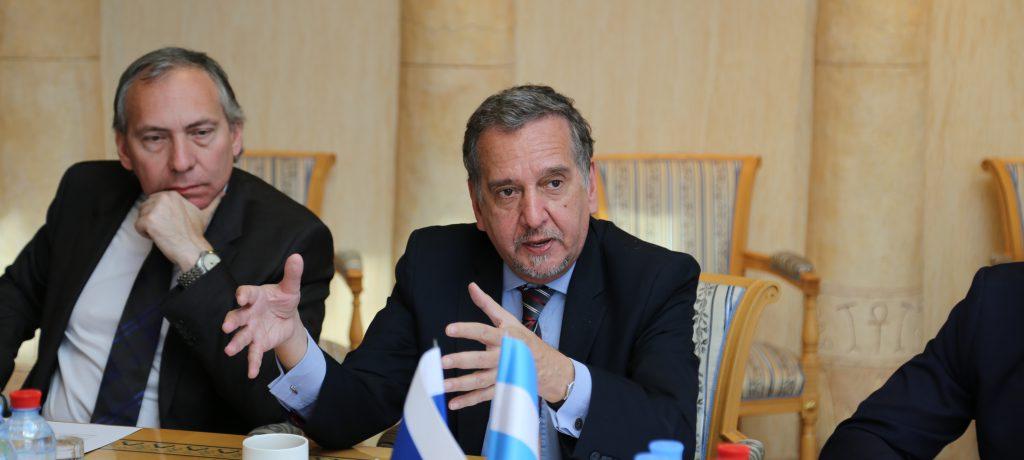 Reunión entre el MinCyT de Argentina y Uranium One