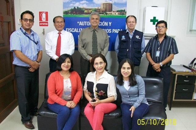 El Instituto Peruano de Energía Nuclear (IPEN) realizó un taller sobre inspección de ciclotrones con apoyo de la Comisión Reguladora Nuclear de Estados Unidos (NRC)