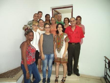 Cuba: segundo taller nacional sobre gestión del conocimiento nuclear