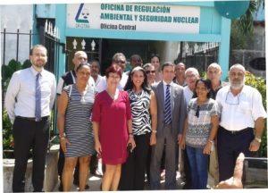 Comenzó en la Habana reunión preparatoria sobre misión del OIEA a Cuba
