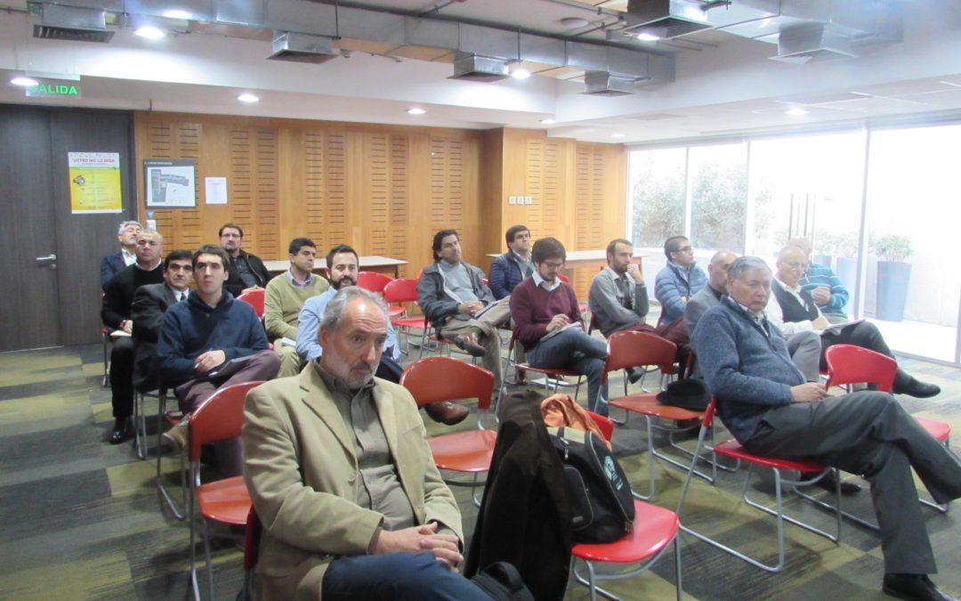 Proyecto ARCAL busca implementar sistema de calificación y certificación para Ensayos No Destructivos en Chile