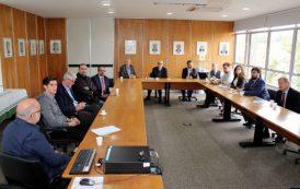 Representantes de Rosatom visitan el IPEN de Brasil