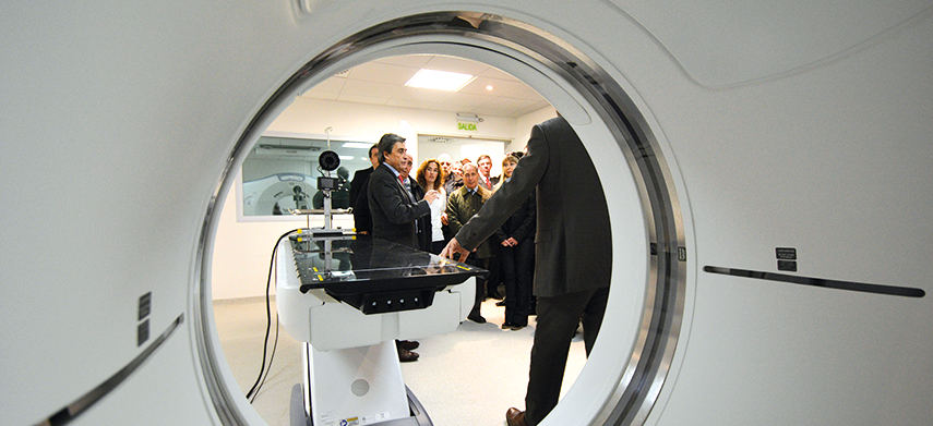 Finalizaron las obras y el equipamiento del Centro de Medicina Nuclear de Santa Cruz