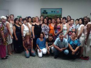 """Capítulo cubano de la organización internacional """"Mujeres en lo Nuclear"""""""