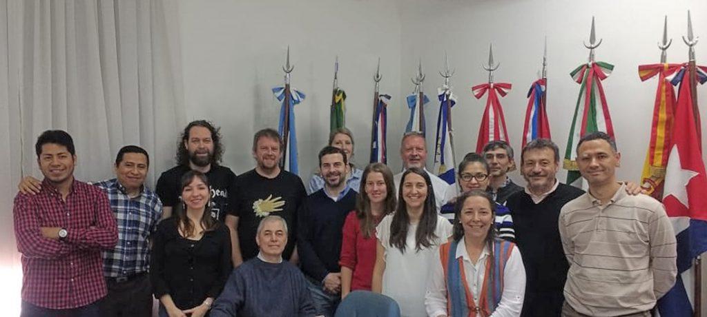 La ARN continúa formando a los profesionales que dictan clases en el Centro de Capacitación Regional