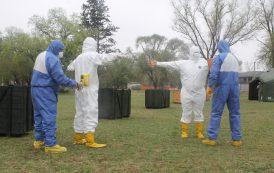 Se realizó el Ejercicio de Aplicación del Plan de Emergencias en la Central Nuclear Embalse de Argentina