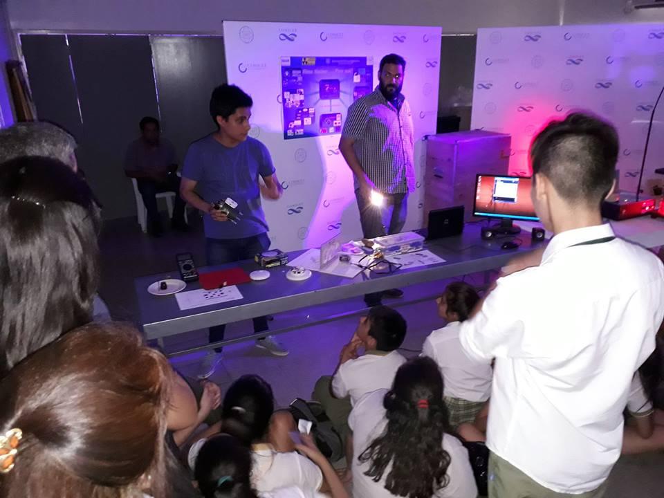 Argentina: La Física Nuclear presente en EDUCATEC 2018