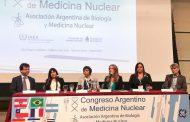 FCDN en el Congreso de la Asociación Argentina de Biología y Medicina Nuclear