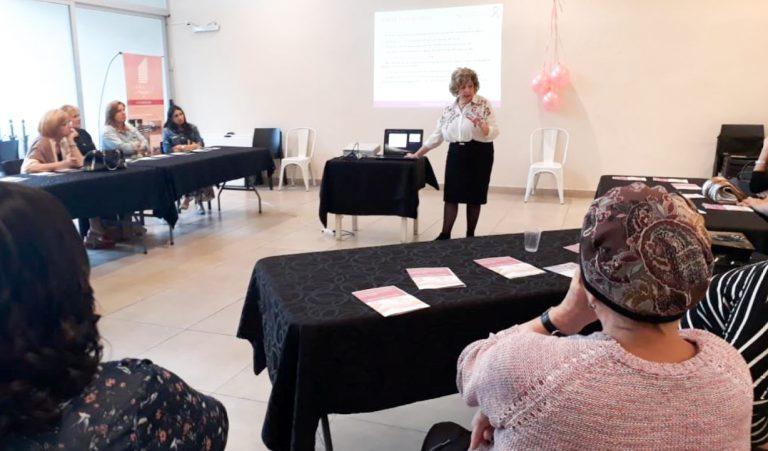 Primer encuentro de salud femenina
