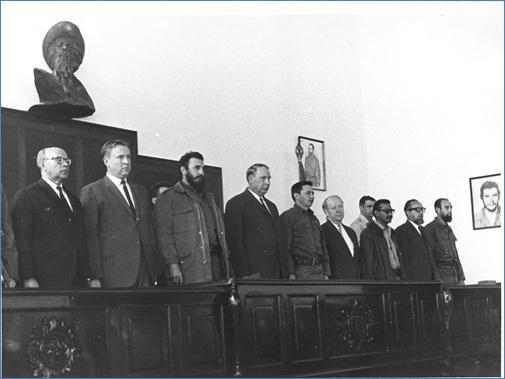A medio siglo del Instituto de Física Nuclear de Cuba