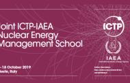 Becas en Italia para la Escuela de Gestión en Energía Nuclear OIEA/ICTP 2019