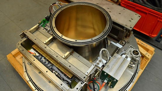 Nuevo dispositivo de salvaguardias refuerza las prácticas de verificación por el OIEA del combustible nuclear gastado