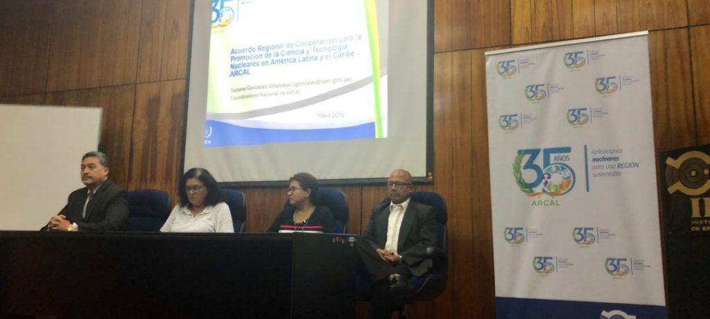 Curso Nacional de Capacitación sobre Sistemas de Gestión Integrados en Lima