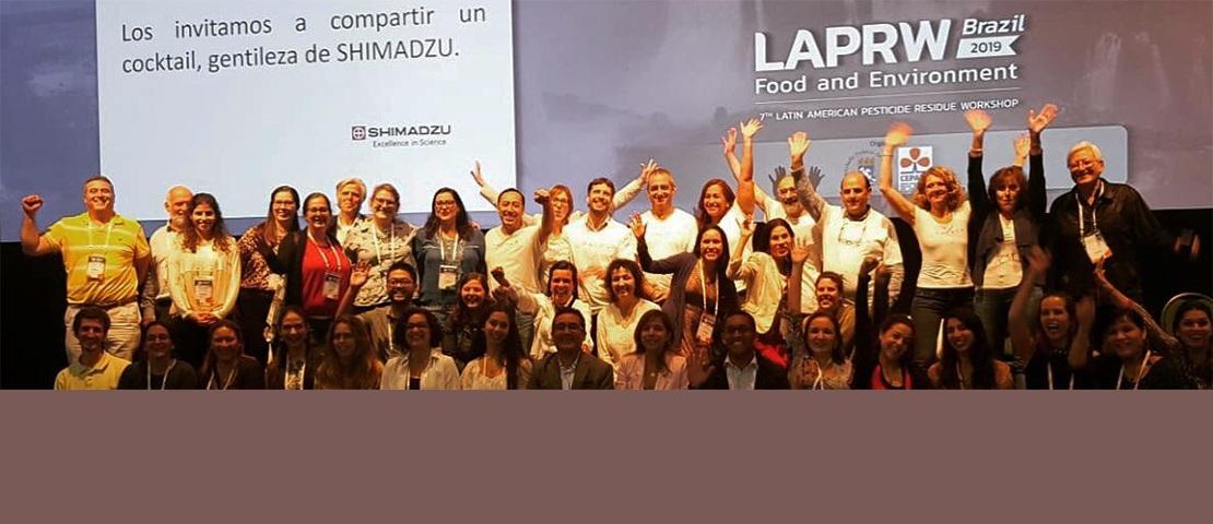 7° Congreso Latinoamericano de Residuos de Plaguicidas LAPRW 2019
