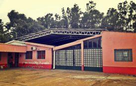 Nucleoeléctrica colaboró con la refacción del techo de la escuela N°31 de Lima