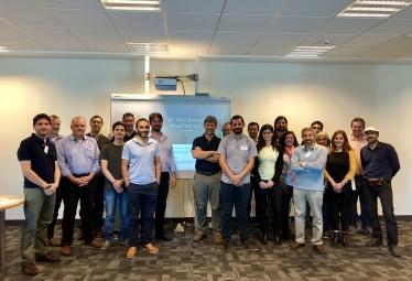 Workshop en Nucleoeléctrica Argentina