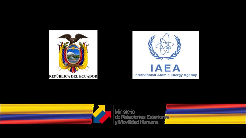 Apoyo del OIEA para Ecuador