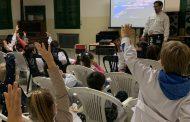 Nucleoeléctrica Argentina brindó charlas en colegios vecinos a la Central Nuclear Embalse