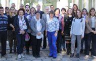 Curso regional sobre la Técnica del Insecto Estéril en el Centro Atómico Ezeiza